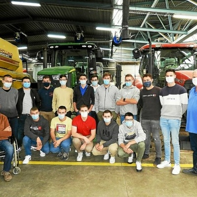 BTS matériels agricoles de Lamballe : il reste quelques places