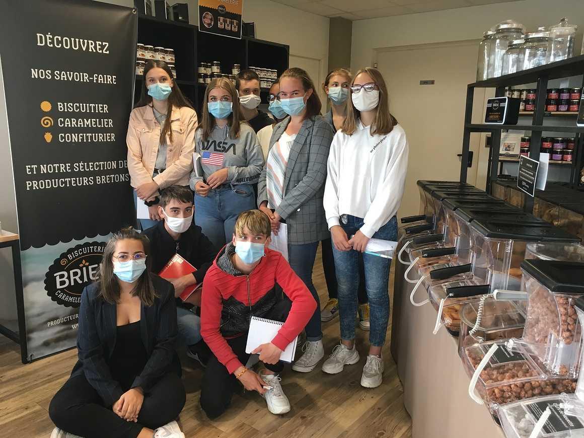Visite de la biscuiterie Brieuc img6837